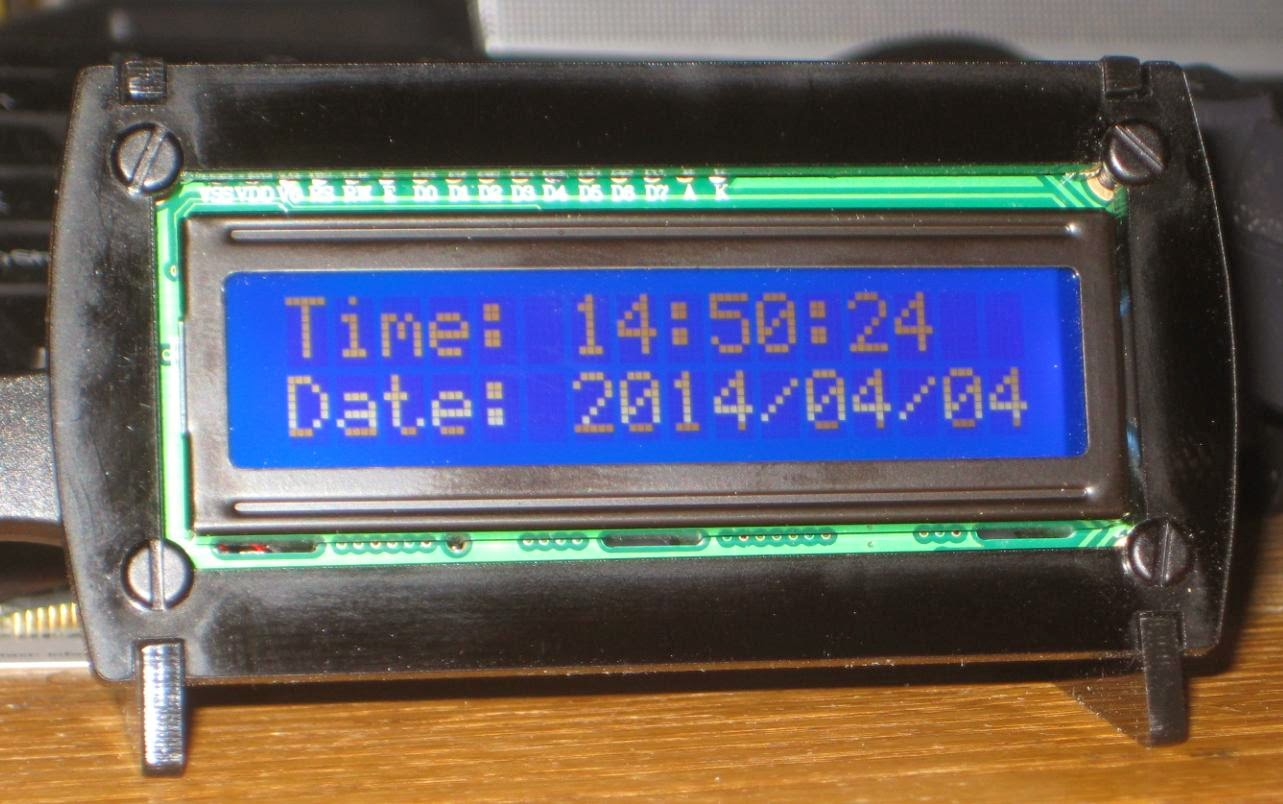 Wise time with Arduino: The simplest Arduino LCD Clock