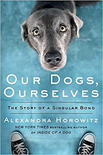 Interview with Alexandra Horowitz about Our Dogs, Ourselves (pictured)