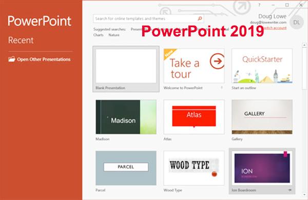 Tải PowerPoint 2019 - Tạo slide ppt trình chiếu miễn phí mới nhất c