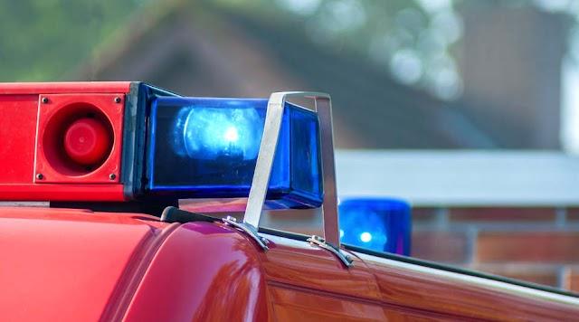 Fának ütközött egy autó Tomajmonostora és Újszentgyörgy között