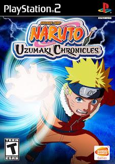 Naruto: Uzumaki Chronicles PS2 ISO