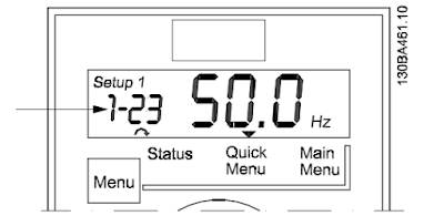 Cara Setting Inverter Danfoss VLT Micro Driver FC 51