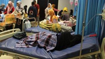 Akibat Menyedot Kopi Jantan, Belasan Warga Keracunan