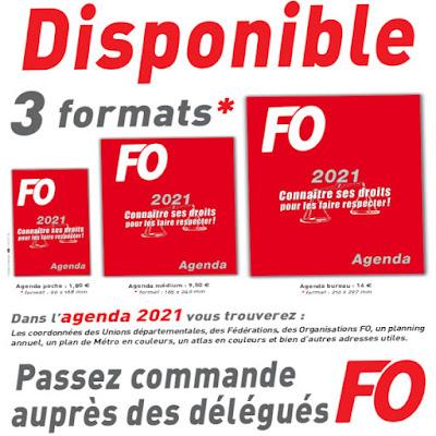 AGENDA FO 2021