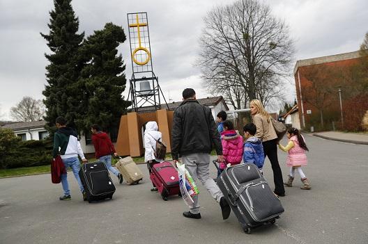 تقرير لوزارة الداخلية الألمانية يمهد لقرار مهم للاجئين السوريين في ألمانيا