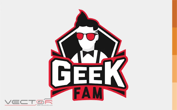 Geek Fam Logo - Download Vector File AI (Adobe Illustrator)