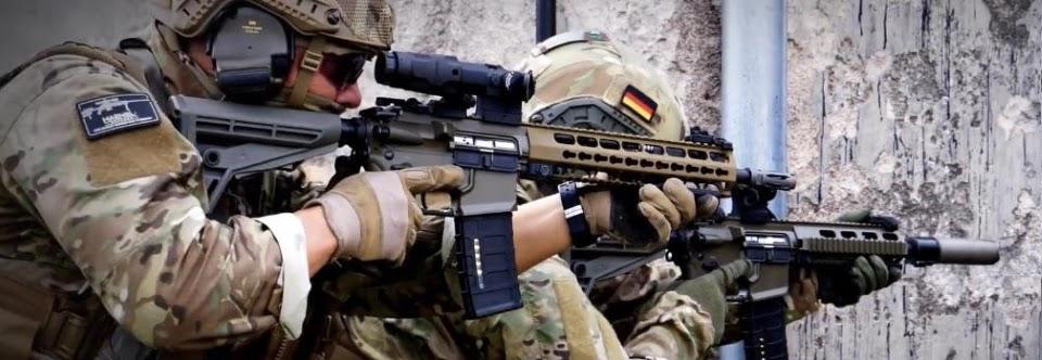 Бундесвер скасував замовлення гвинтівок Haenel MK556