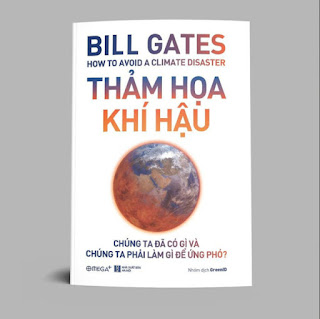 Sách - Thảm Họa Khí Hậu - Cuốn Sách Mới Nhất Của Bill Gates ebook PDF-EPUB-AWZ3-PRC-MOBI