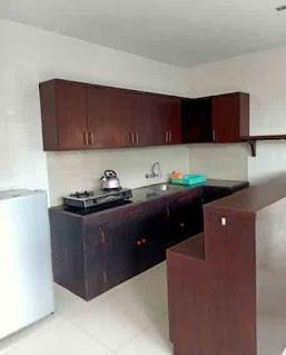 Villa rent Jimbaran Kitchen