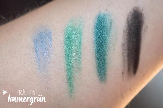 HIRO Cosmetics Mineral Eyeshadows/ Lidschatten