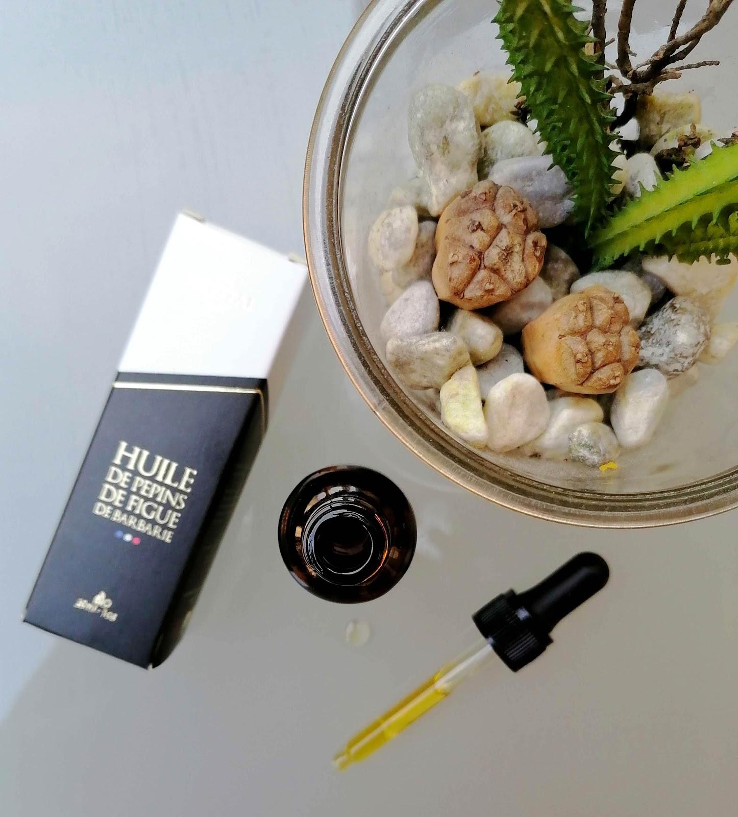 huile de pépins de figue de Barbarie revitel / Jouvence au Naturel