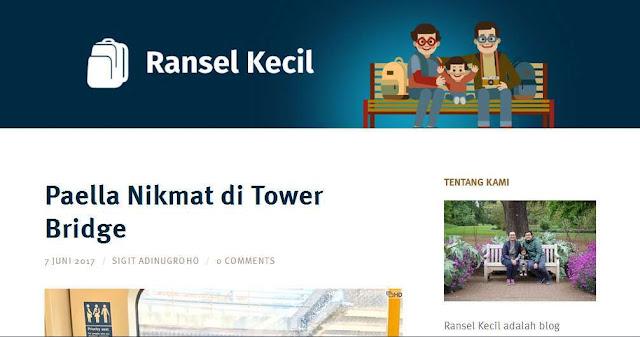 Ranselkecil.com - Blog Travel Terbaik Di Indonesia