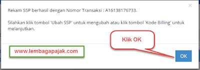 Setor Pajak Online