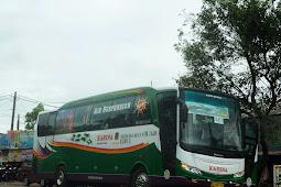 Bepergian Dengan Bus Lorena