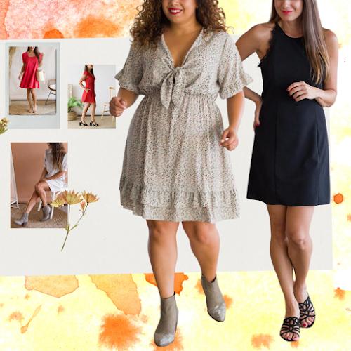 Los vestidos que necesitas en tu closet este 2020