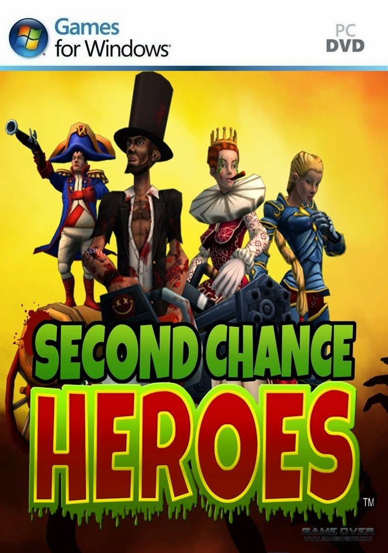 Second Chance Heroes - Khi Tổng Thống Tham Chiến >> Game HoIT Asia