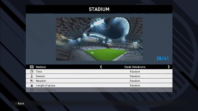 PES 2017 FIX Stadium & Exterior Isan Fajar dari Agustian