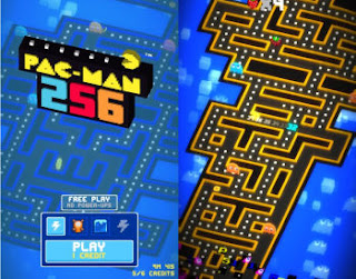 nuova versione pacman iphone e android