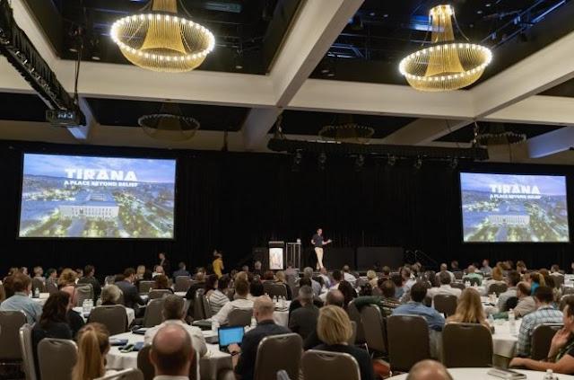 Veliaj praised in Australia, Tirana hosts 2020 World Parks Conference