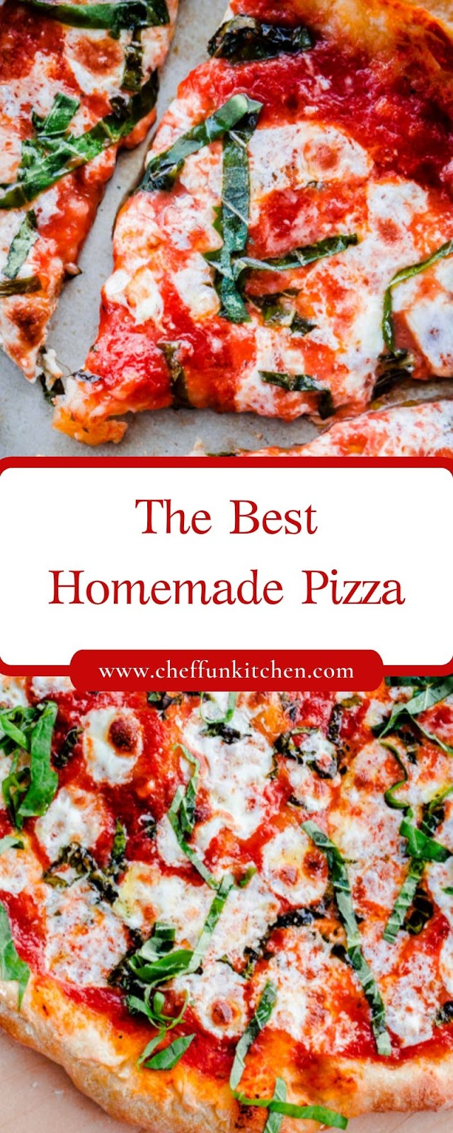 The Best Homemade Pizza