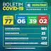 Boletim COVID-19: Confira a atualização deste sábado(30)