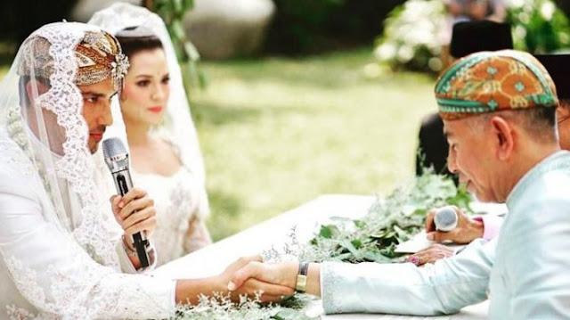 Calon istri tidak diperbolehkan hadir dalam ijab qobul