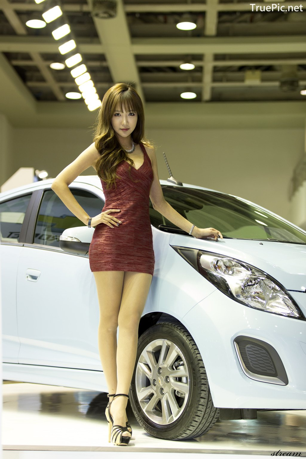 Image Korean Racing Model - Jo In Young at Green Energy Expo - TruePic.net - Picture-3
