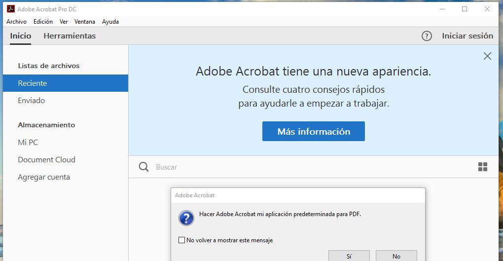 Adobe Acrobat Pro DC Full Español