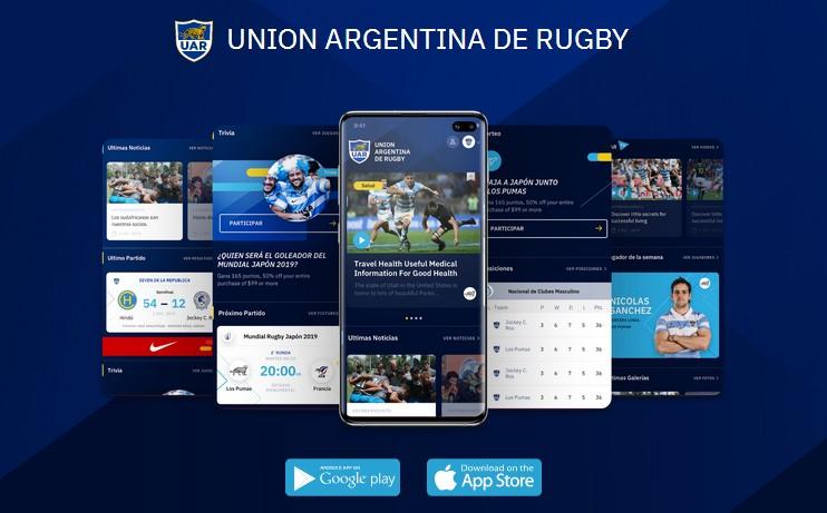 La UAR relanzó su aplicación Mundo UAR