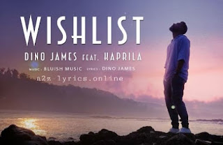WISHLIST LYRICS | TRANSLATION | DINO JAMES