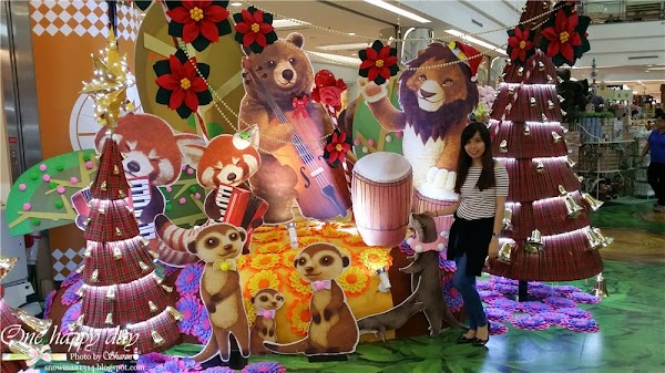 Christmas Animal Wonderland @ 1 Utama