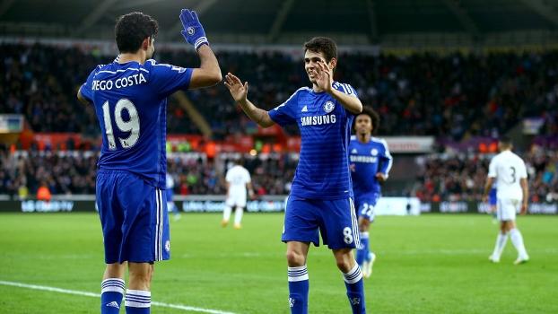 Assistir Chelsea x Swansea ao vivo grátis em HD 29/11/2017