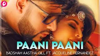 Paani Paani Badshah Lyrics in English