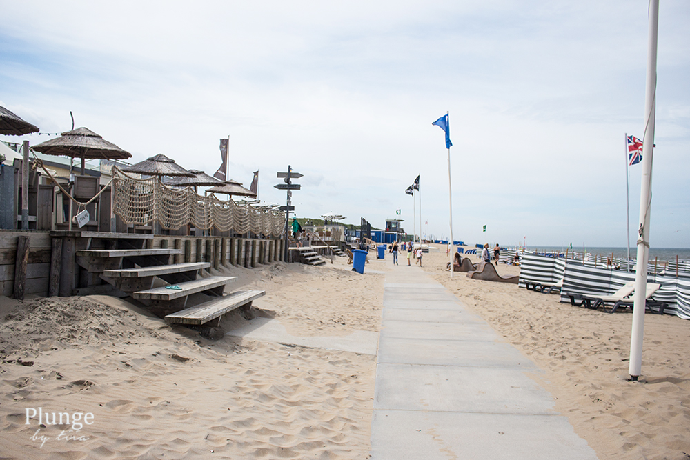 Wassenaar beach boulevard