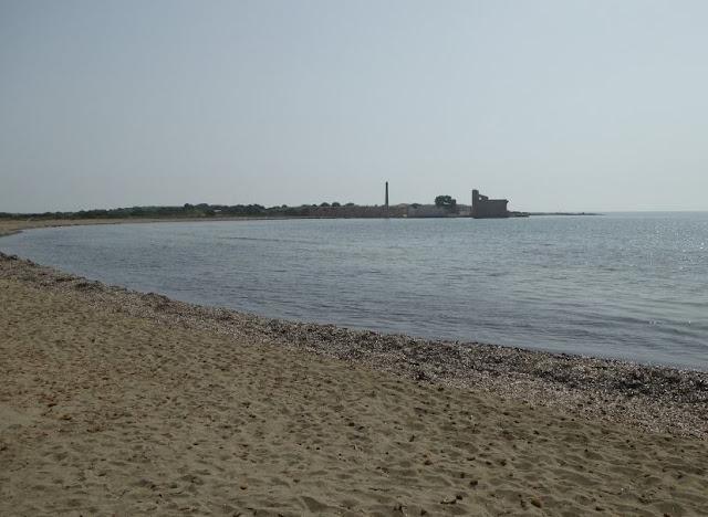 la spiaggia e la tonnara di vendicari