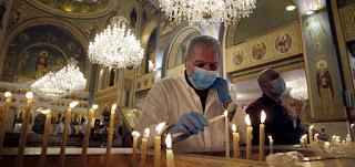 كنائس في لبنان وسورية تعاود الإغلاق من جديد بسبب ارتفاع الإصابات بفيروس كورونا