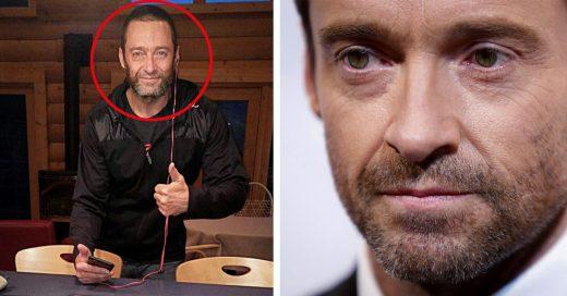 Hugh Jackman ¡envejeció! ¿Será truco o está enfermo?