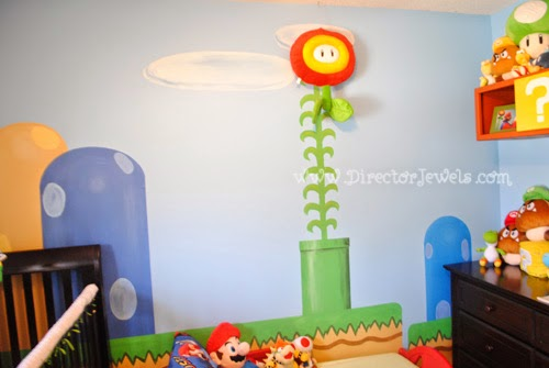 Director Jewels Super Mario Bros Nintendo Inspired