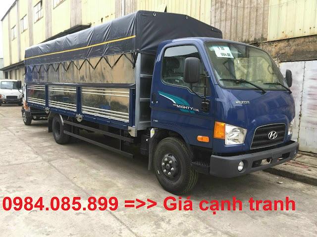 Hyundai 110XL thùng dài 6m3