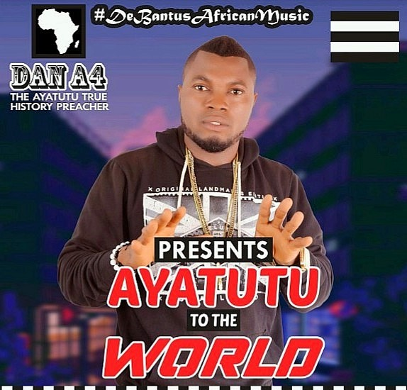 ALBUM: Dan A4 - Ayatutu To The World