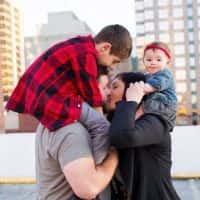 Kevin Owens Wife Karina Elias Steen Family