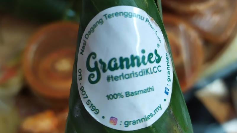 Nasi Dagang Premium Terlaris di KL : Nasi Dagang Grannies