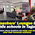 Teachers' lounges in all public schools in Taguig