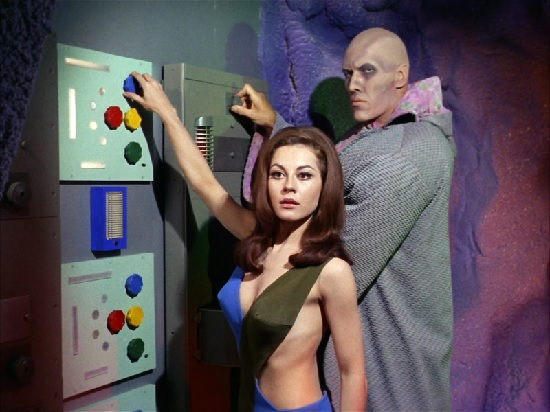 ANDREA, STAR TREK: THE ORIGINAL SERIES (1966)