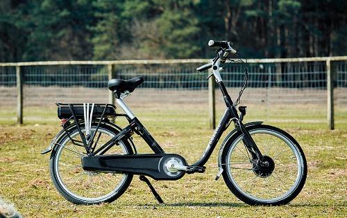 Gazelle e-bike ruime instap