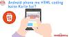 Android phone me HTML coding kaise Karte hai?