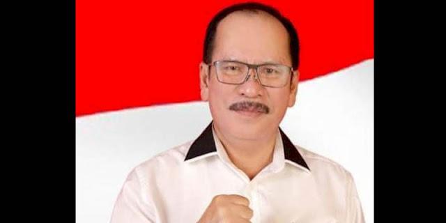 Walikota Pematangsiantar Asner Silalahi Meninggal Dunia