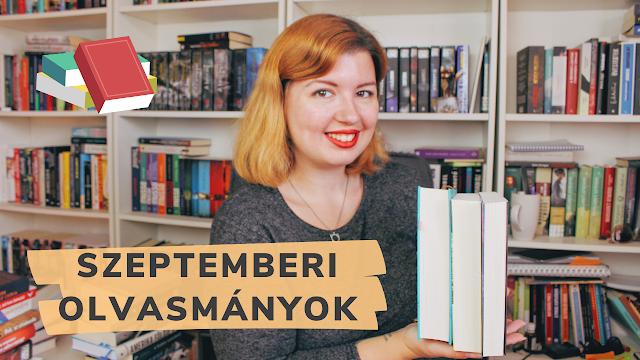 könyvklub, ezeket a könyveket olvastam szeptemberben, szeptemberi összegzés, havi összegzé,s könyvkritika, könyvvélemény, könyves kedvcsináló, könyvmoly, könyvajánló, muti mit olvasol, könyves csatorna, magyar booktuber, könyves videó, mit olvastam múlt hónapban,