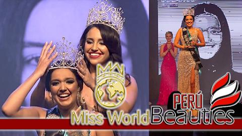 Celine Bolaños es Miss Gibraltar 2019