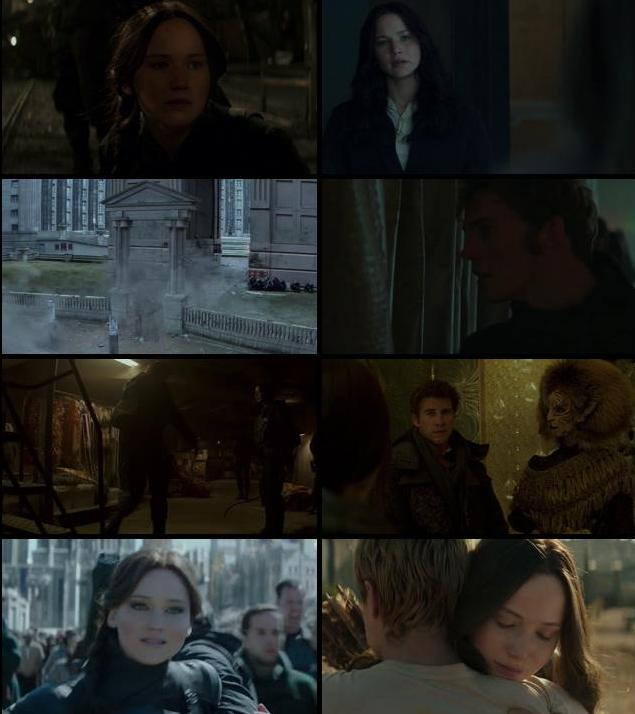 The Hunger Games Mockingjay Part 2 2015 English 480p WEB-DL